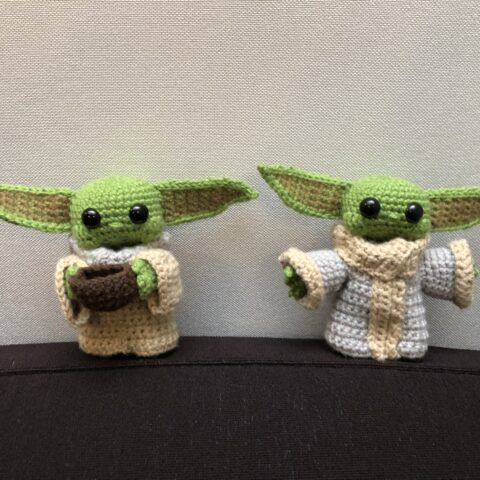 Baby Yoda/The Child Pattern – Free!