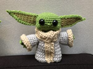 How the Baby Yoda Crochet Pattern is Making Us Talk About ... | 225x300